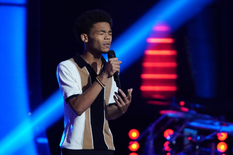 North Philly native Cam Anthony performs on