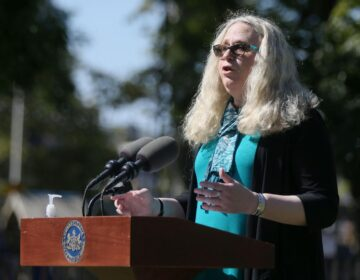 Former Pa. Health Secretary Rachel Levine