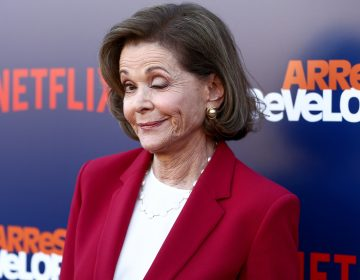 Jessica Walter, at the Season 5 premiere of Arrested Development. (Rich Fury/Getty Images)