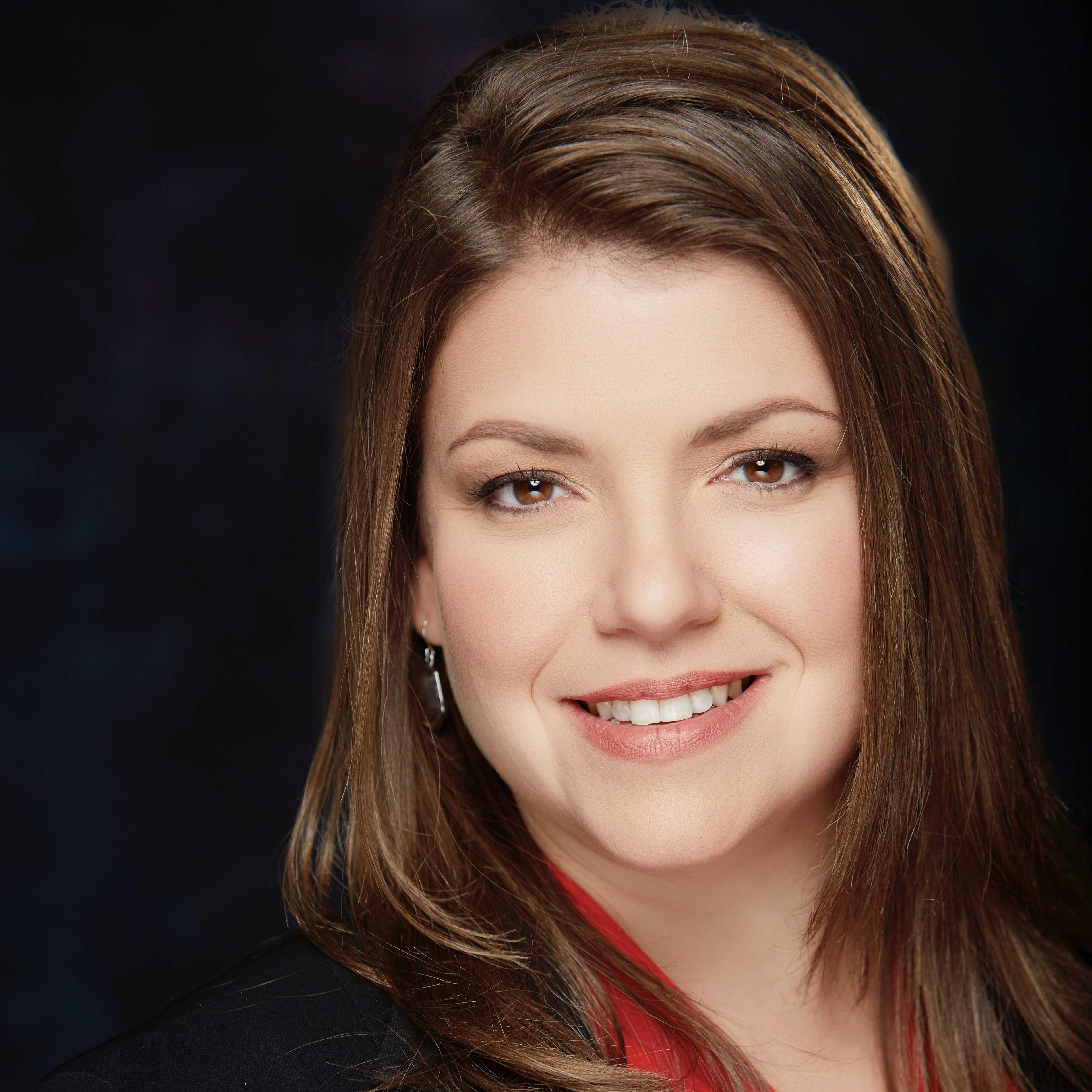 A headshot of psychologist Marla Deibler