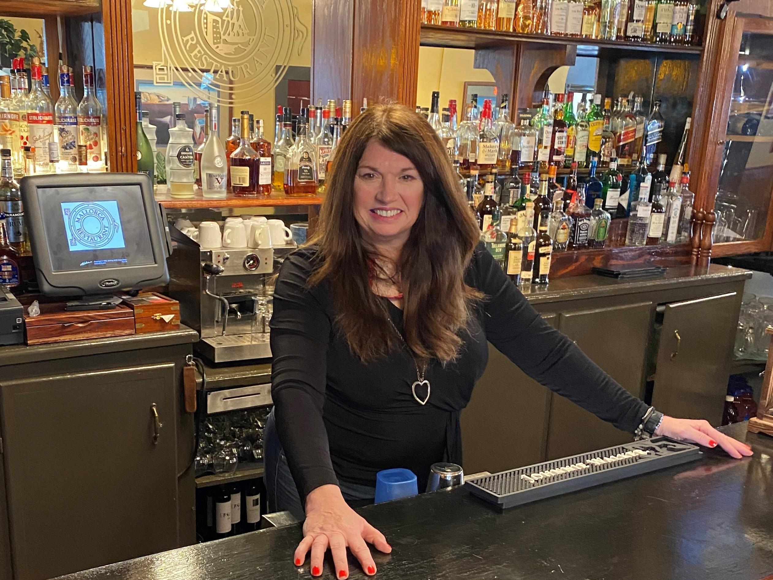 Laurie Torres owns Mallorca in downtown Cleveland. She says businesses will have trouble making the finances work if the tipped wage were to change.