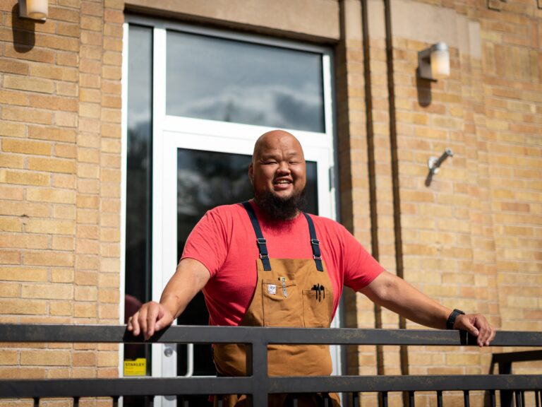 Chef Yia Vang's restaurant in Minneapolis is getting ready to open amid a fierce debate within the restaurant industry about the minimum wage. The restaurant will ban tipping.