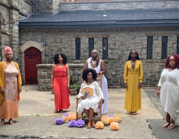In the fall of 2020 Ardencie Hall-Karambe re-staged her play '#AllLivesDon'tMatter' as an online film, in response to the Black Lives Matter movement of that summer. (Kaleidoscope Cultural Arts Collective)