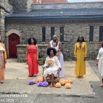 Ardencie Hall-Karambe's staging of #AllLivesDontMatter