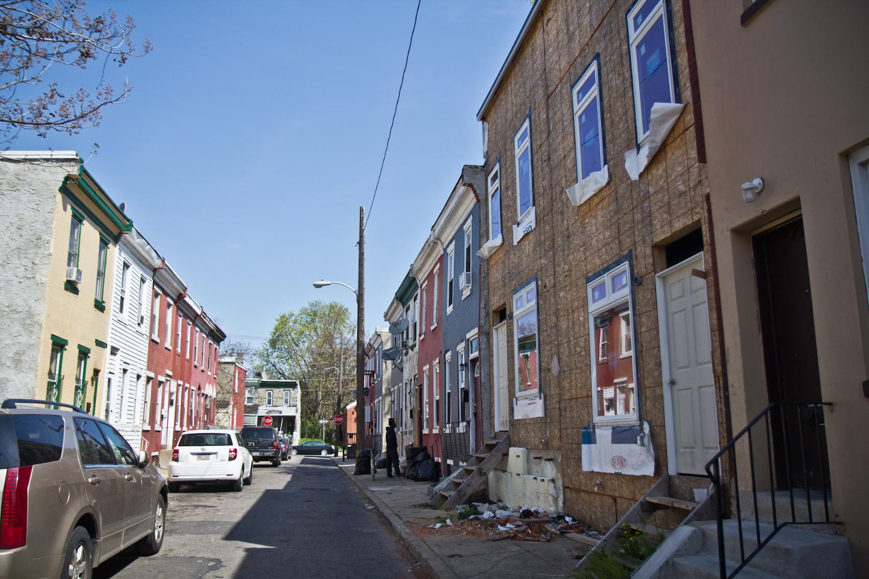 Properties on Brooklyn Street in West Philadelphia