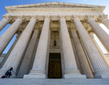 In this Oct. 7, 2020, file photo the Supreme Court in Washington. After more than a decade in which the Supreme Court moved gradually toward more leniency for minors convicted of murder, the justices have moved the other way. (AP Photo/J. Scott Applewhite)