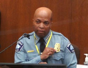 Minneapolis Police Chief Medaria Arradondo testifies