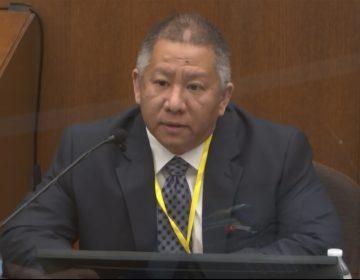 Minneapolis Police Crisis Intervention Coordinator Ker Yang testifies