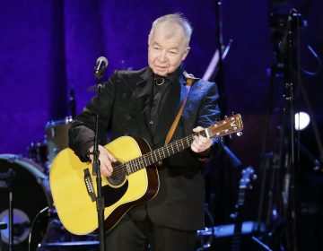 John Prine performs at the Americana Honors & Awards show
