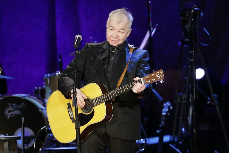 John Prine performs at the Americana Honors & Awards show
