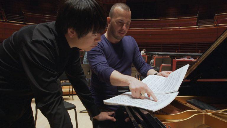 Lang Lang and Yannick Nézet-Séguin