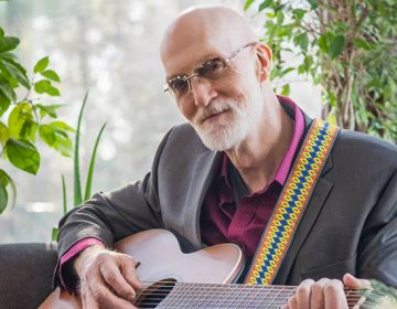 House Concert Series musician Daniel May