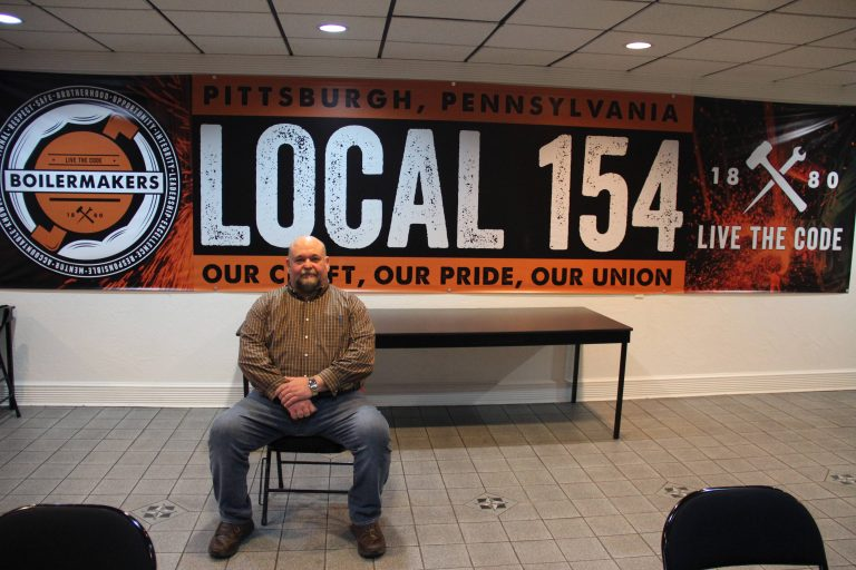 Shawn Steffee is business agent at Boilermakers Local 154 in Pittsburgh.