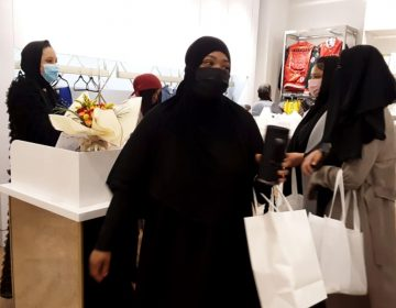 The Ummah Shop at the King Of Prussia Mall (Afea Tucker / The Philadelphia Tribune)