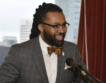 Local attorney Reginald Streater was picked by Mayor Jim Kenney to sit on Philadelphia's Board of Education in December. Courtesy of Reginald Streater