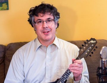 House Concert Series musician Thane Glenn