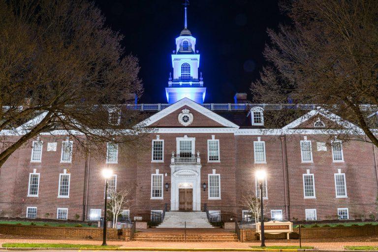 Delaware State Capitol Building in Dover. (Paul Brady/Bigstock)