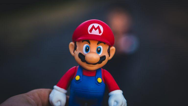 Mario (Boukaih / UnSplash)