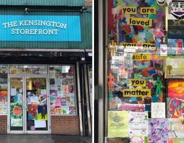 The Kensington Storefront is closing after four years (Instagram/@Lisakelleyart)