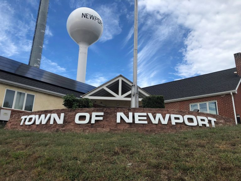 A hearing will be held at 1 p.m. about whether Capriglione can take office as a Newport town commissioner. (Cris Barrish/WHYY)