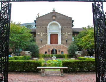 Penn Museum at the University of Pennsylvania.