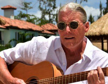House Concert Series musician Bernie Drury