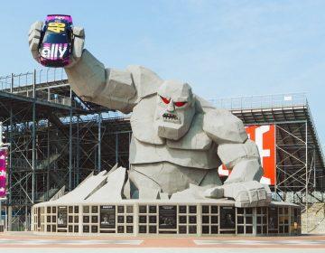 Dover International Speedway (courtesy DIS/Twitter)