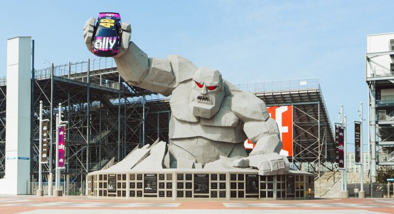Dover International Speedway welcomes fans back to the track this weekend for the first time since October 2019. 20,000 fans are expected to make it Delaware's most attended sporting event since the pandemic started. (courtesy DIS/Twitter)