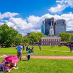 Independence Hall in Old City. (Courtesy of Visit Philly)