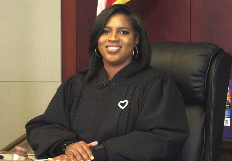 Judge Timika Lane (Campaign website)