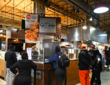 The KeVen Parker Soul Food Café in the Reading Terminal will be closed permanently. (Abdul R. Sulayman / The Philadelphia Tribune)