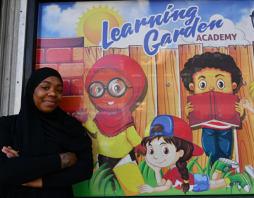 Ife Abubakr is the owner of the Learning Garden Academy in West Philadelphia. Her child care center was vandalized by looters last year. (Abdul R. Sulayman / The Philadelphia Tribune)