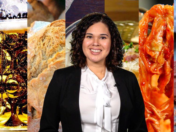 Kae Lani Palmisano in Delishtory: It's a Matter of Taste