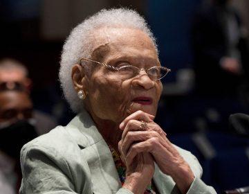 Viola Fletcher, the oldest living survivor of the Tulsa Race Massacre, tells a congressional hearing: