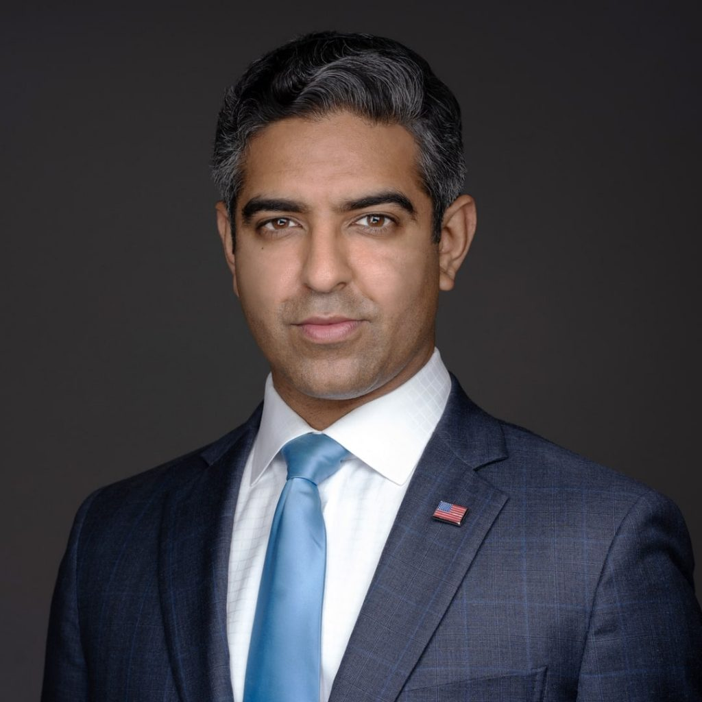 Engineer Hirsh Singh is running for the Republican nomination in N.J.'s governor race. (Courtesy of Singh for Governor)