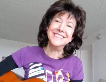 House Concert Series musician Michelle Miller