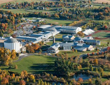 A view of the central Pennsylvania campus of the nation's wealthiest school, the Milton Hershey School. (Dan Gleiter/PennLive)