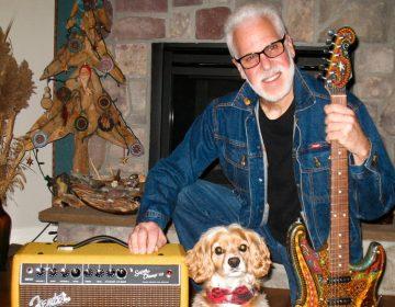 House Concert Series musician I Am Winkle (Mark Minassian)
