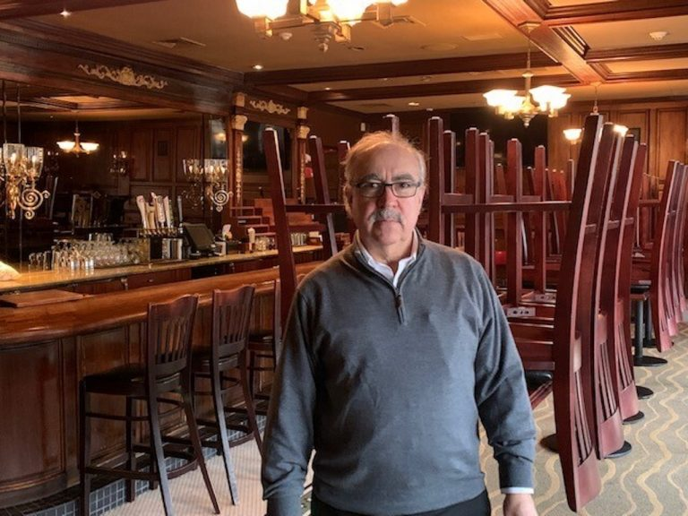 Xavier Teixido, who owns two popular restaurants in the Wilmington area, is relieved that capacity limits will go away. (Courtesy of Xavier Teixido)