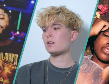 DJ Bounce Gawd, Fruut, Kevonna Rose COURTESY THE ARTISTS