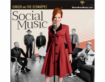 House Concert Series musician Ginger and The Schnappes