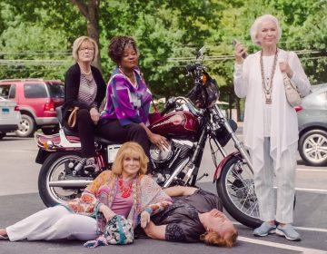 Ellen Burstyn, Jane Curtin, Loretta Devine, and Ann-Margret in Queen Bees