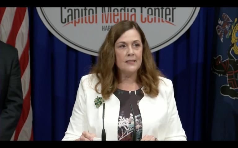 State Sen. Lisa Baker