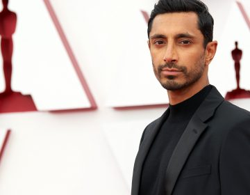 Riz Ahmed at the 2021 Academy Awards. (Handout/A.M.P.A.S. via Getty Images)