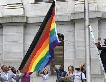 Last year the city unveiled a new Pride flag ZARI TARAZONA / BILLY PENN