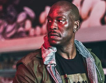 Tyrese Gibson in Rogue Hostage