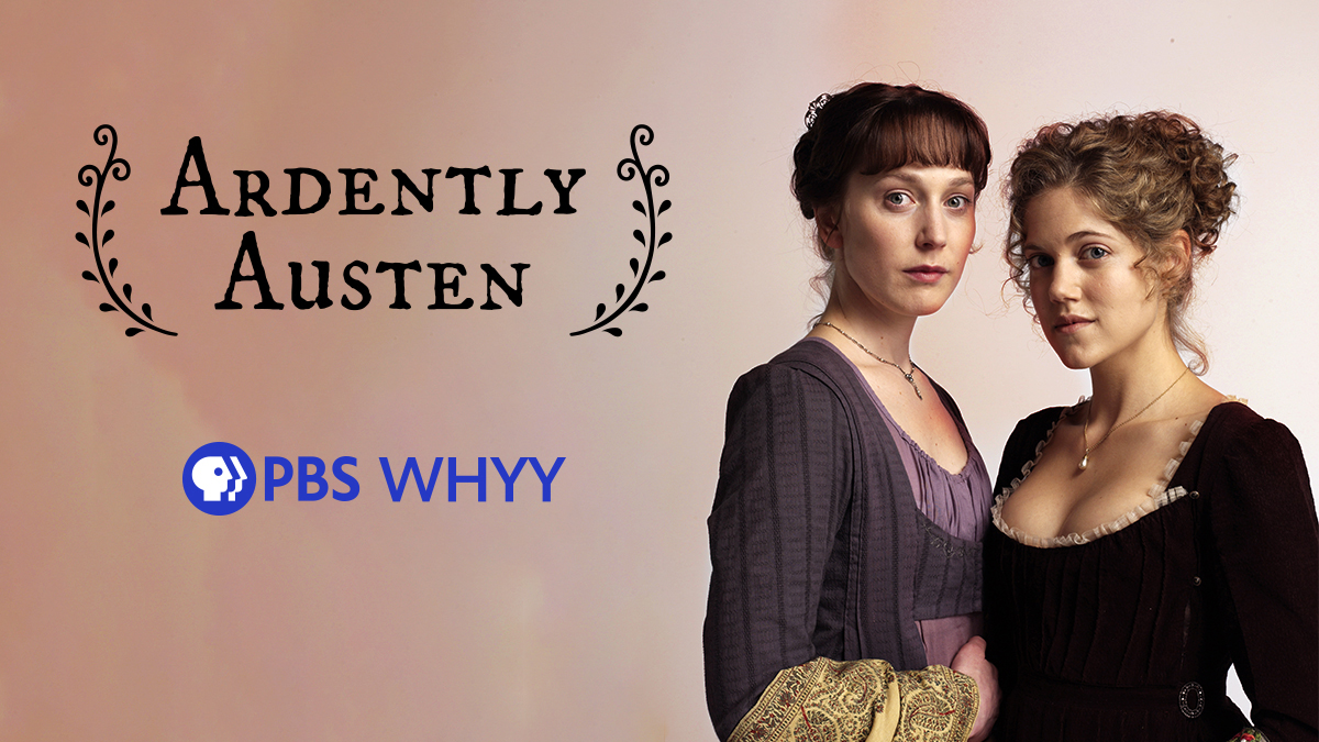 Hattie Morahan (as Elinor Dashwood) and Charity Wakefield (as Marianne Dashwood) in Sense and Sensibility