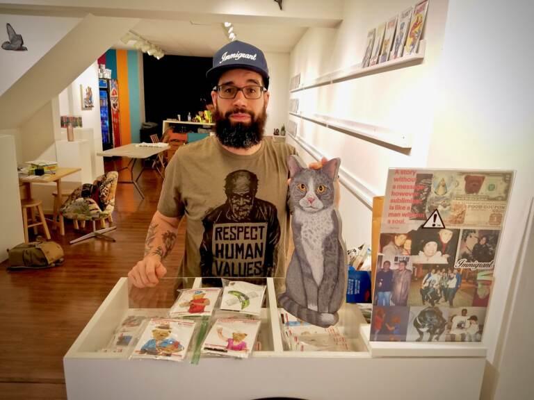 Artist Sean Lugo