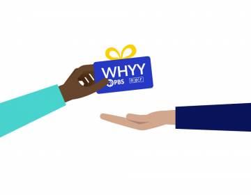 WHYY gift membership