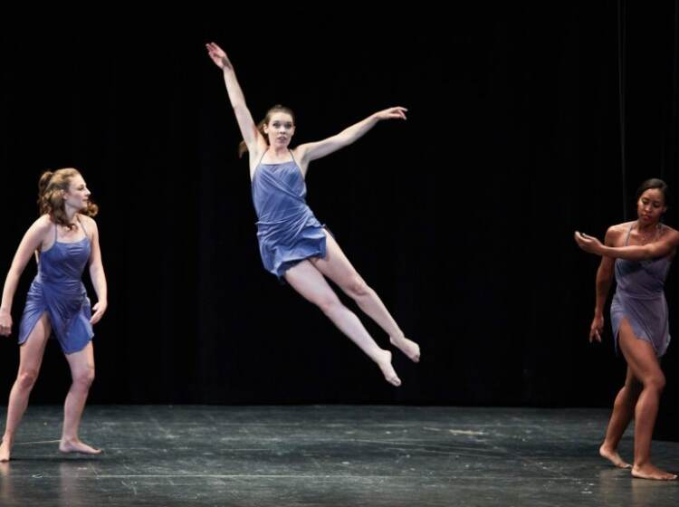 A scene from Dance Day 2019. (Philadelphia Dance Day)